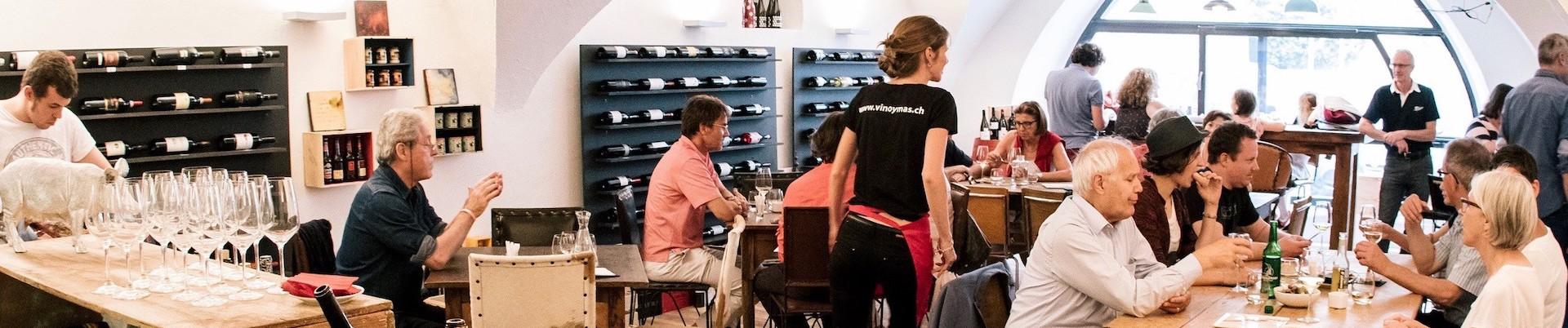 Vino y Más GmbH | WeinUndMehr Restaurant